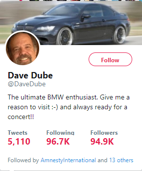 #join - dave dube