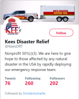 #join - kees Disaster Relief