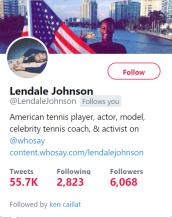 #join - lendale johnson