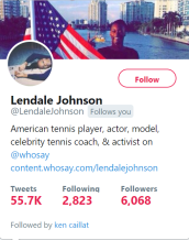 #join - lendale johnson