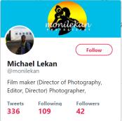 #join - michael lekan