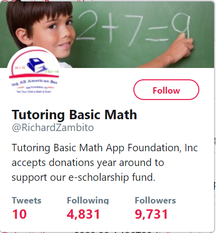 #join - tutoring basic math